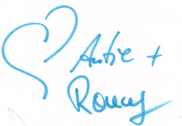 Antje und Ronny Einfach anfangen