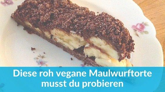glutenfreies Kuchenrezept Maulwurftorte