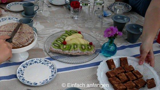 Ernährungsumstellung auf Rohkost