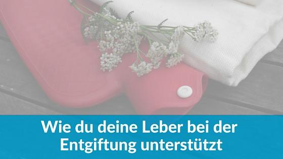 Kneipp Leberwickel
