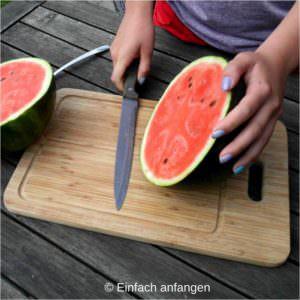 Obst richtig essen geht fast immer