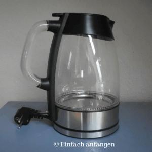 Wasser einfach anfangen