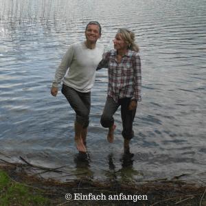 Wassertreten Kneipp