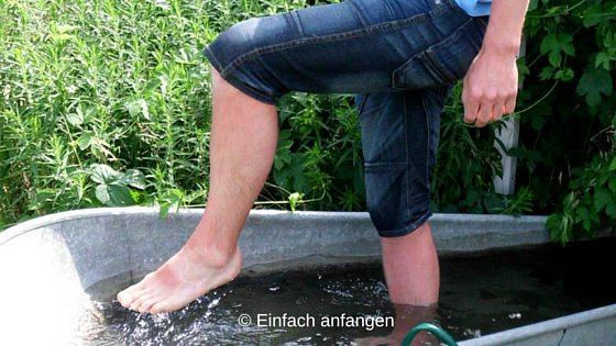 Kneipp-Element Wasser