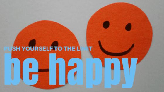 be happy Einfach anfangen glücklich gesund